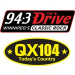 94.3 The Drive and QX104