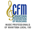 Canadian Federation Of Musicians Music Professionals Of Manitoba Local 190