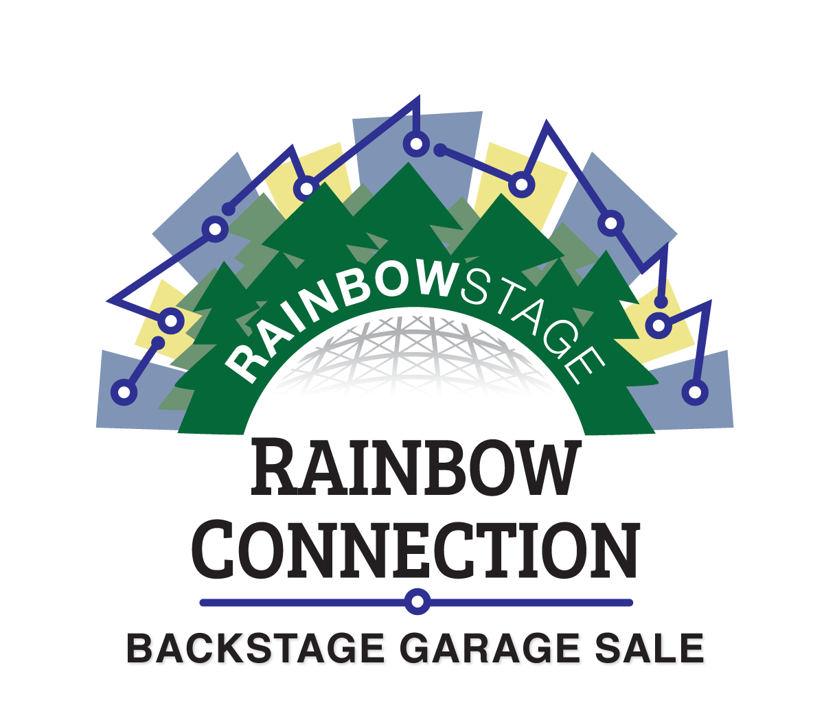 Backstage Garage Sale